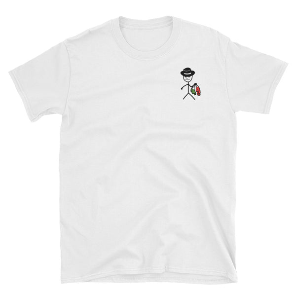 Slang-man Flag Tee