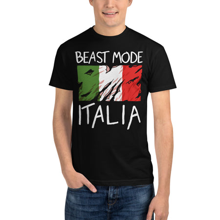 Beast Mode Italia Short-Sleeve Unisex T-Shirt