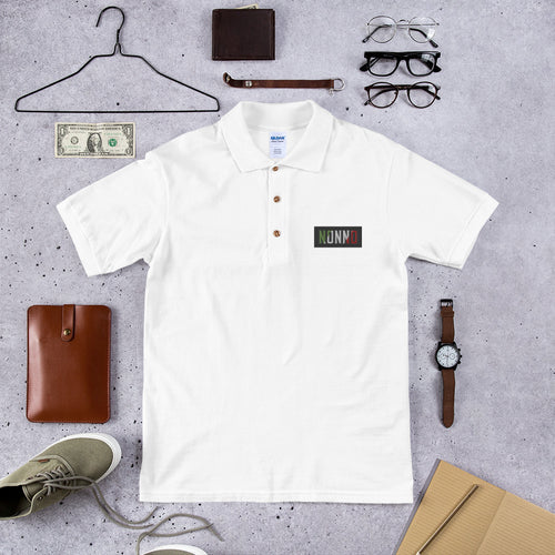 Nonno Embroidered Polo Shirt