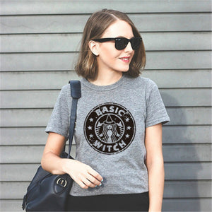 Unisex Ultra Cotton Basic witch Tee - Diva & noel