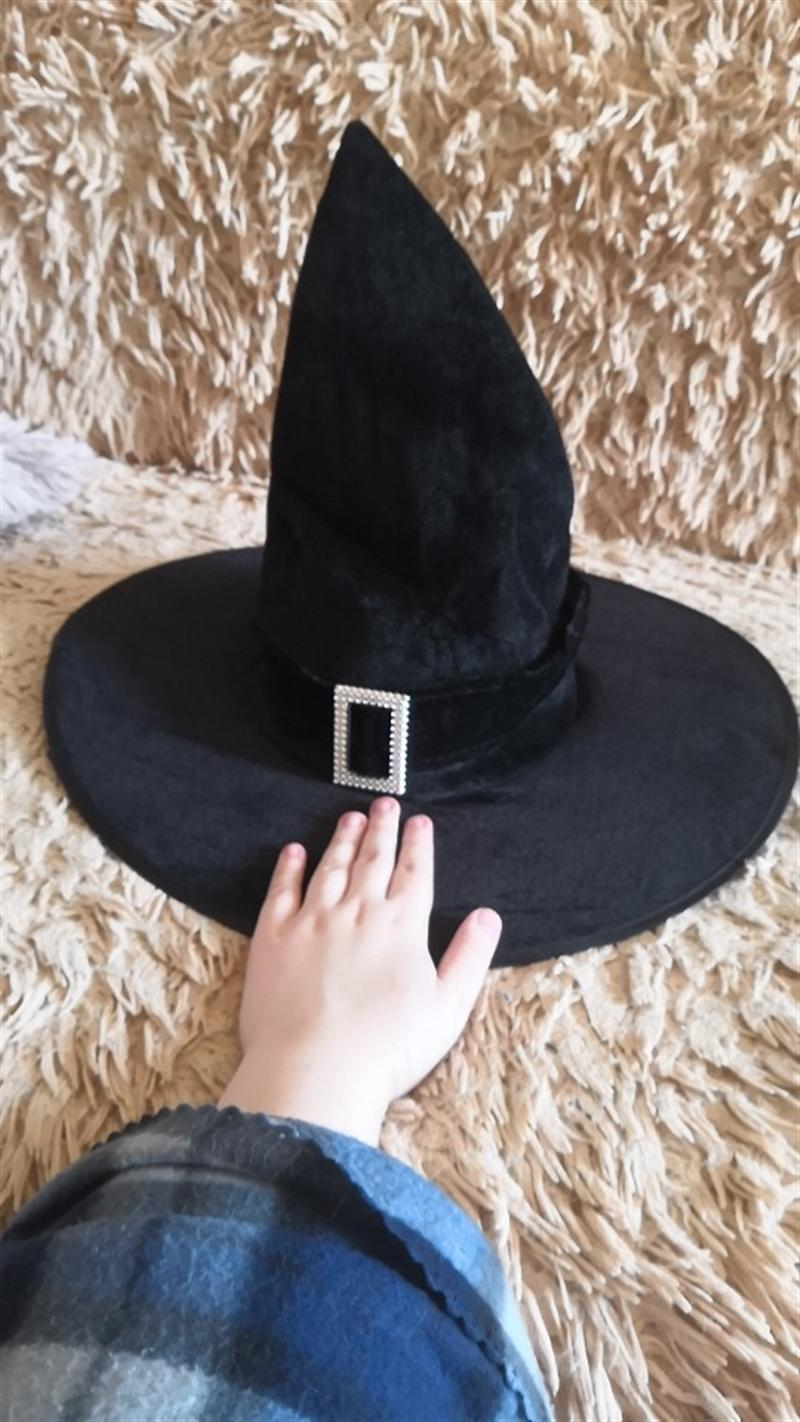 Velour Witch hat - Diva & noel