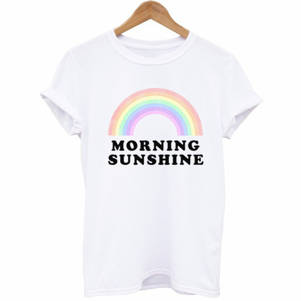 Morning Sunshine T-Shirt - Cuppa Tee Store