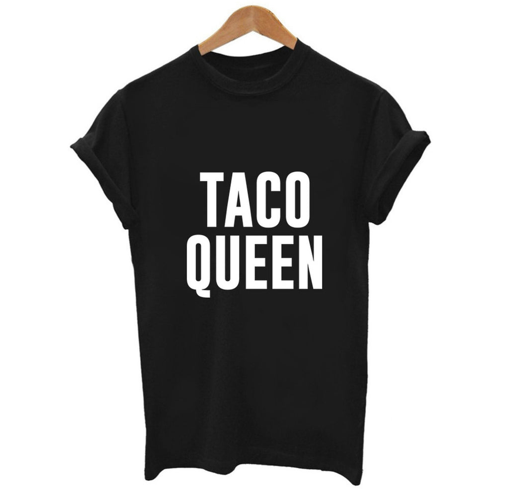 Taco Queen T-Shirt - Cuppa Tee Store