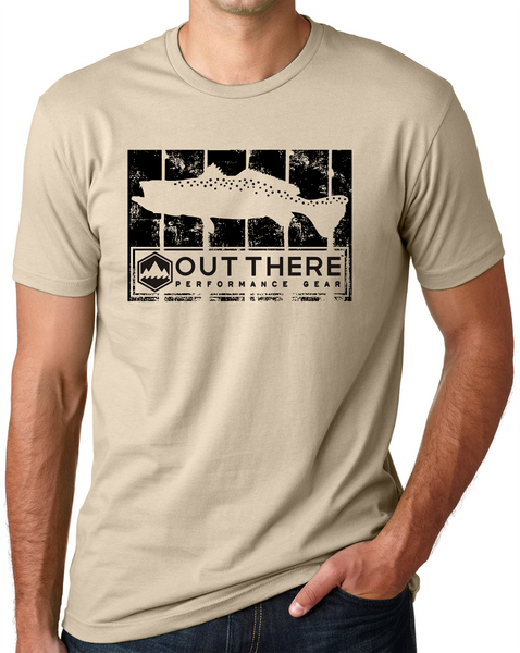 Trout Cotton T Shirt
