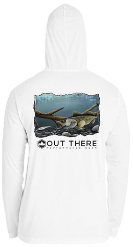 Walleye Performance Shirt (Youth)