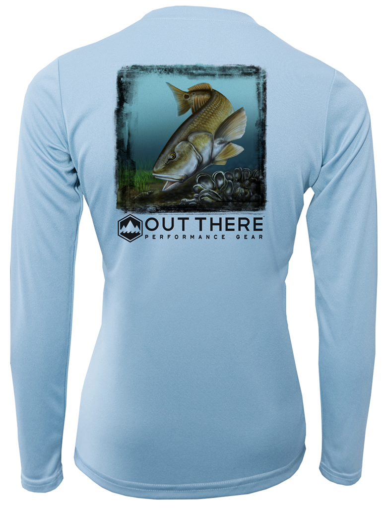 Women's Redfish Performance Long Sleeve