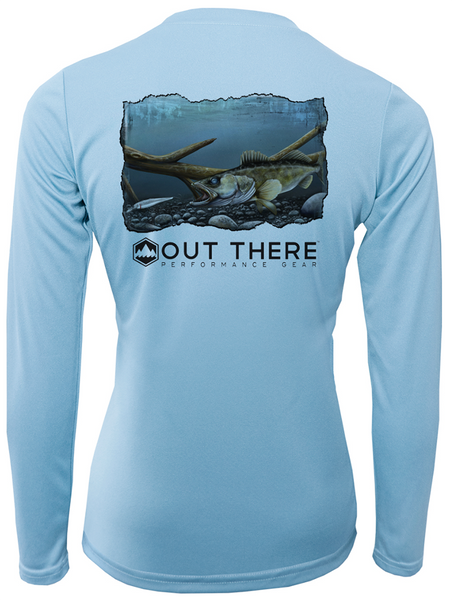 Walleye Performance Shirt