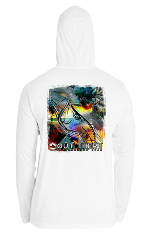 Snook Riot Performance Hoodie