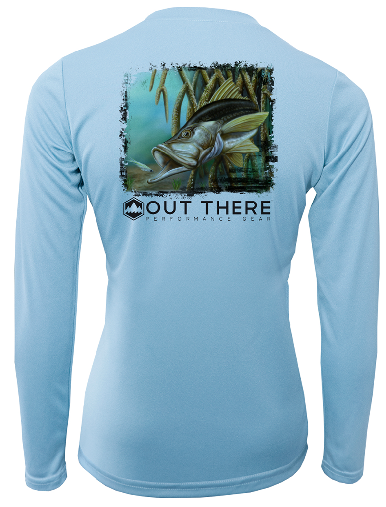 Women's Snook Performance Long Sleeve