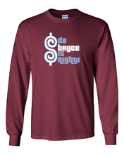 Bryce is Right MENS Long Sleeve Heavy Cotton T-Shirt