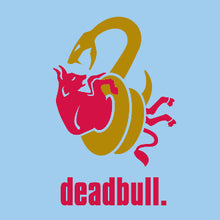 Dead Bull (Light Blue)