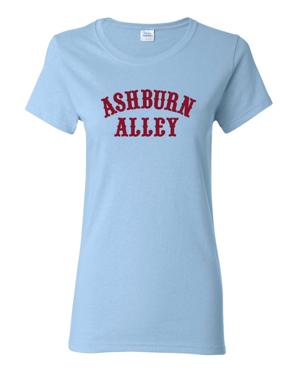 Ashburn Alley LADIES Missy-Fit T-Shirt
