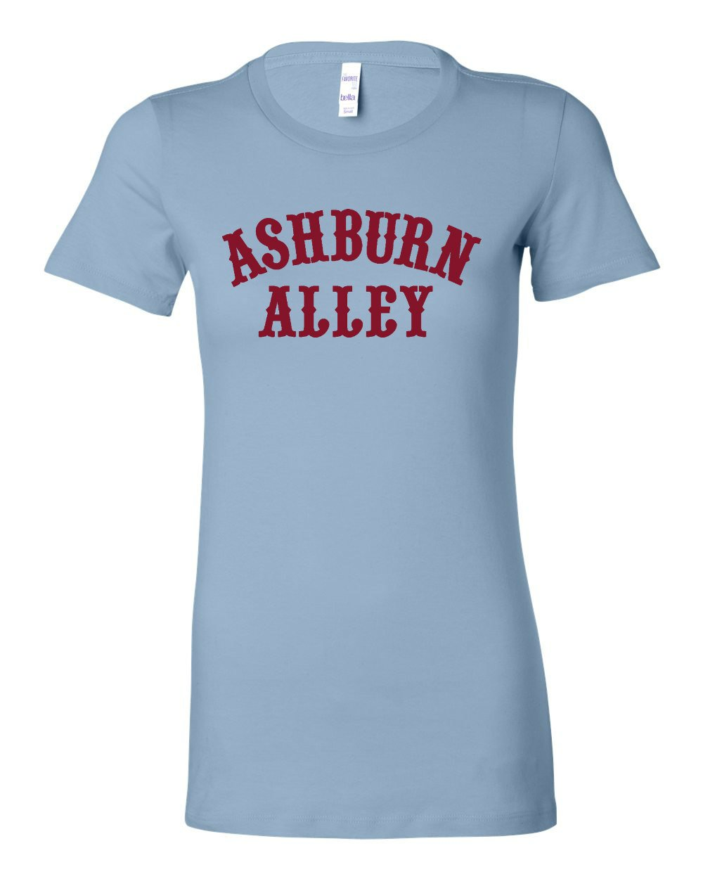 Ashburn Alley LADIES Junior-Fit T-Shirt