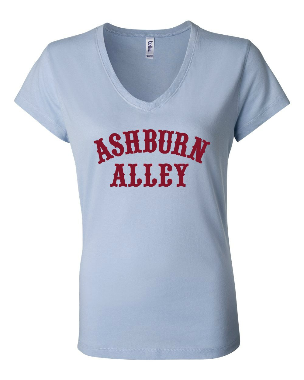 Ashburn Alley LADIES Junior Fit V-Neck