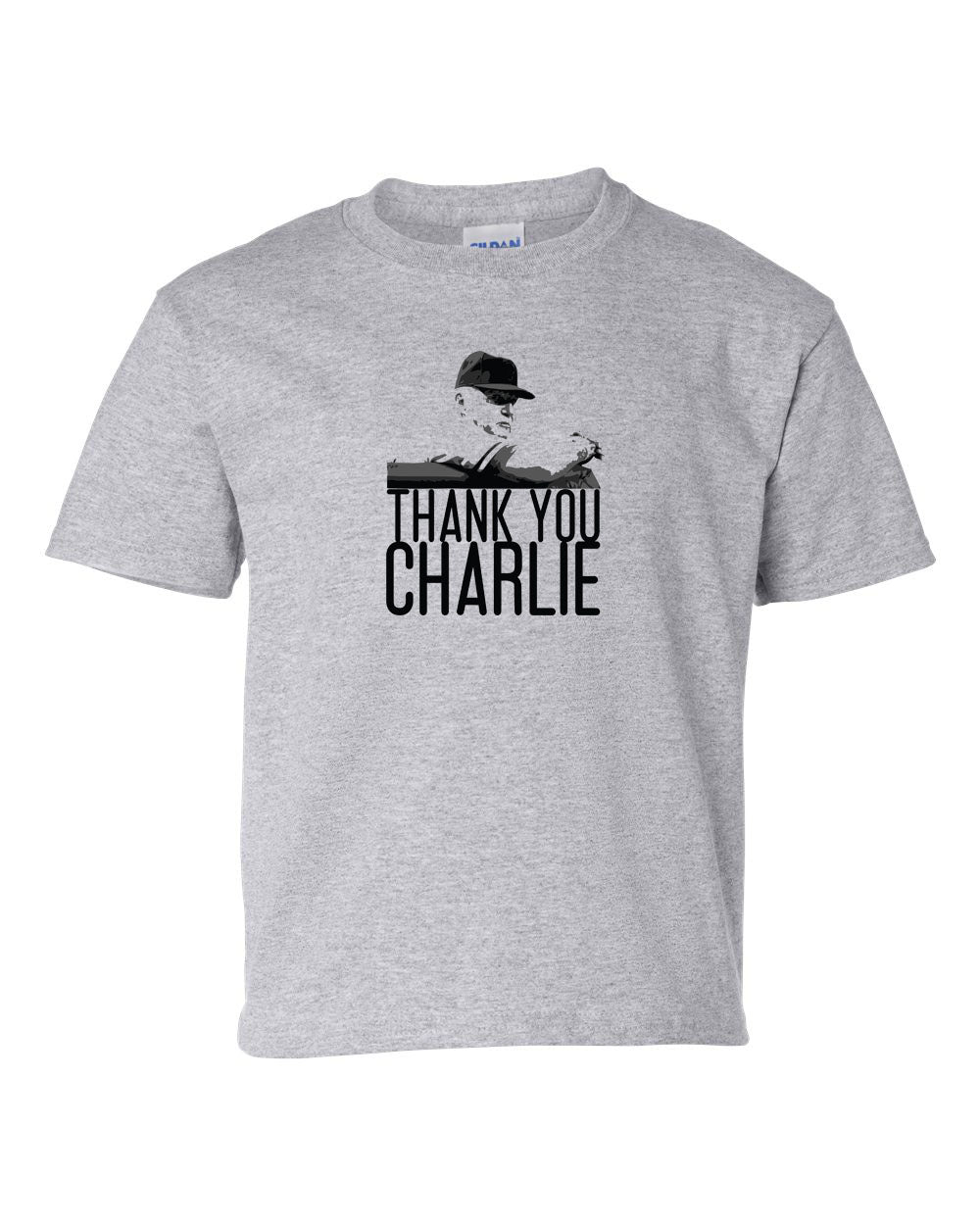 Thank You Charlie KIDS T-Shirt