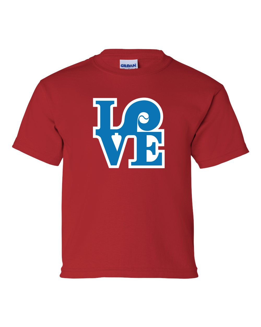Love Red KIDS T-Shirt