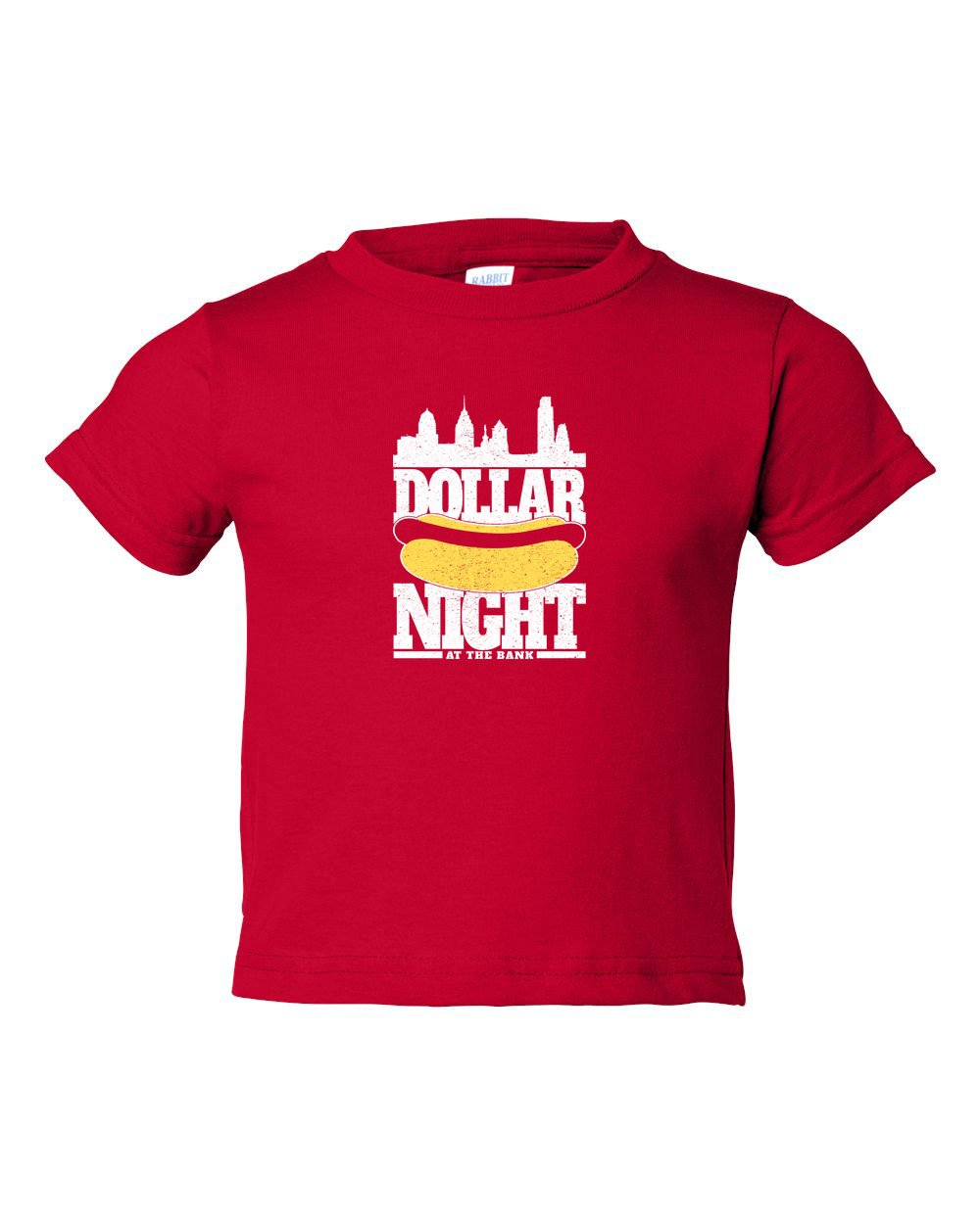 Dollar Dog Night TODDLER T-Shirt
