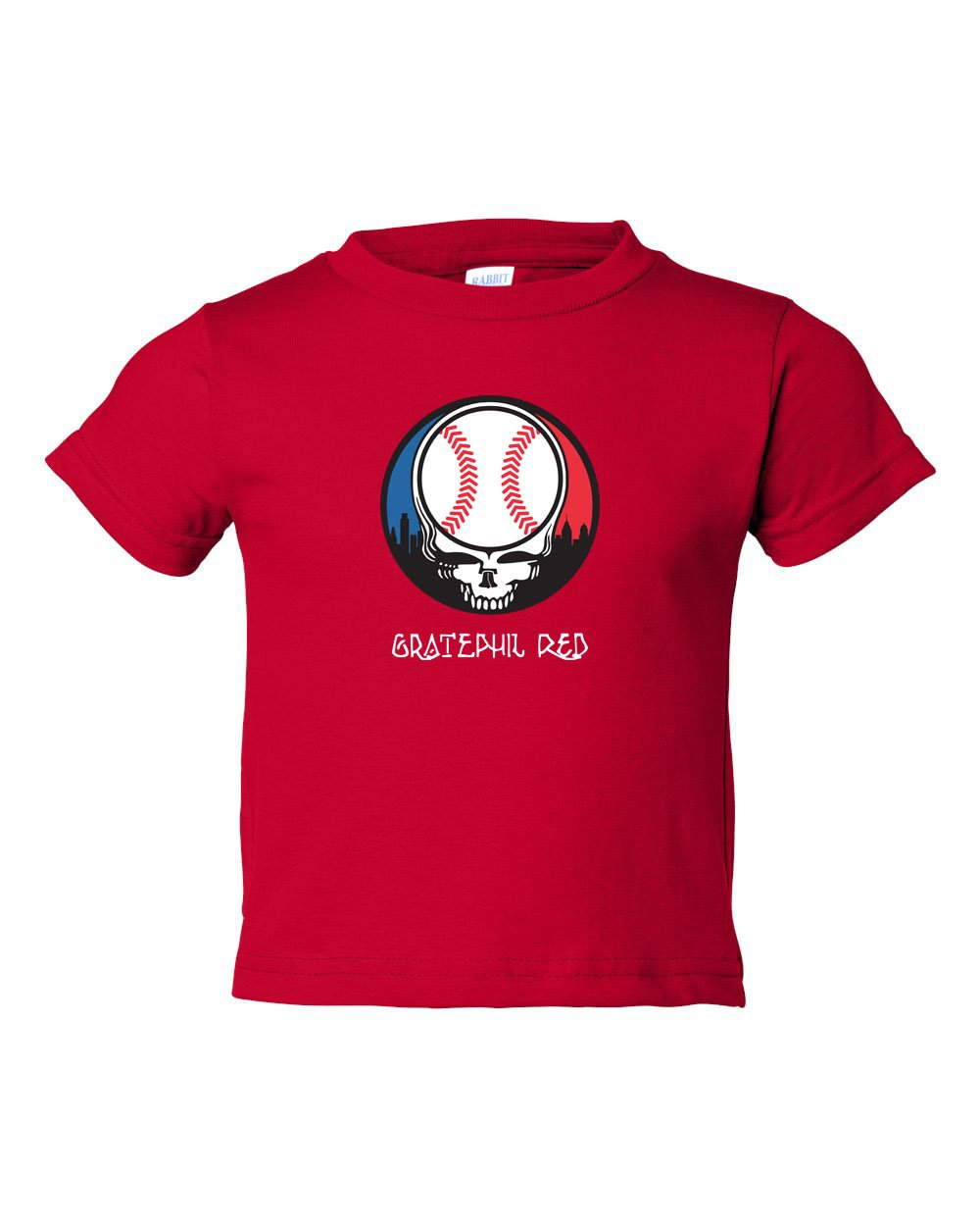 Gratephil Red TODDLER T-Shirt