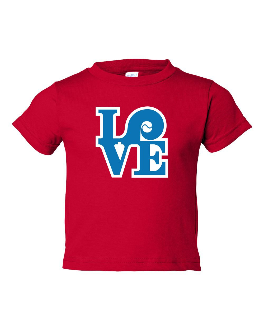 Love Red TODDLER T-Shirt