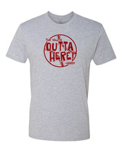 It's Outta Here V2 Mens/Unisex T-Shirt