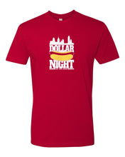 Dollar Dog Night Mens/Unisex T-Shirt