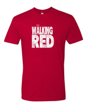 The Walking Red Mens/Unisex T-Shirt
