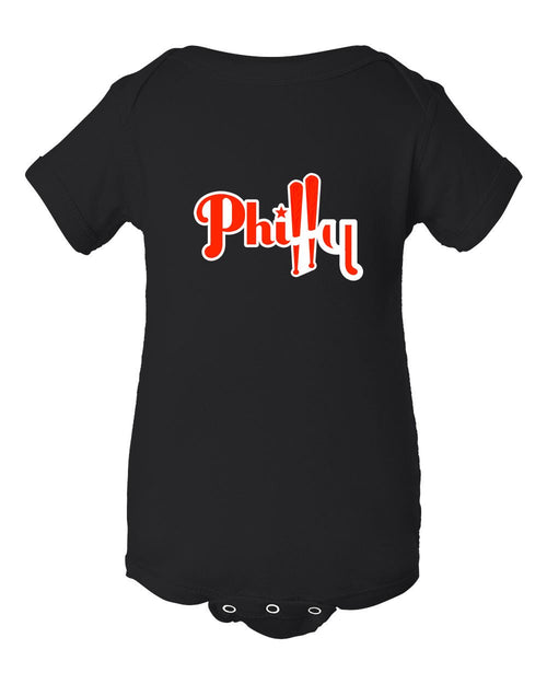 Philly Baseball INFANT Onesie
