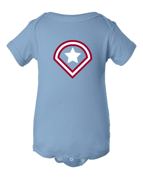 Captain Philly INFANT Onesie