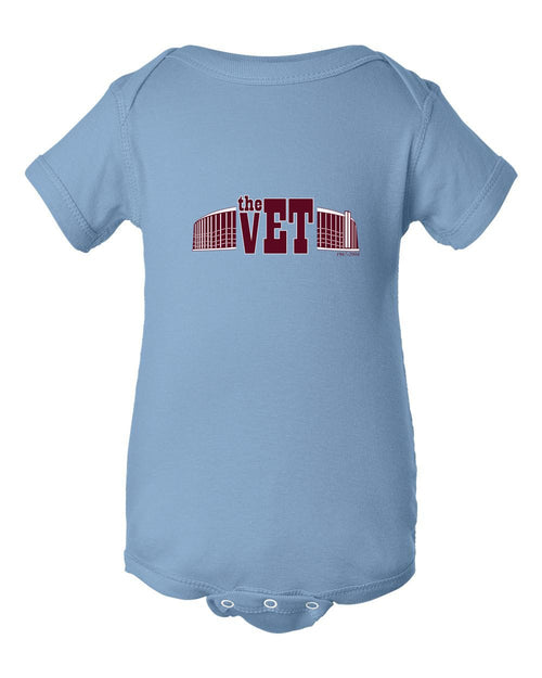 The Vet (Baseball) INFANT Onesie.