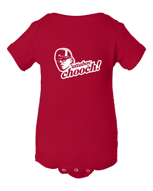 Attaboy Chooch INFANT Onesie