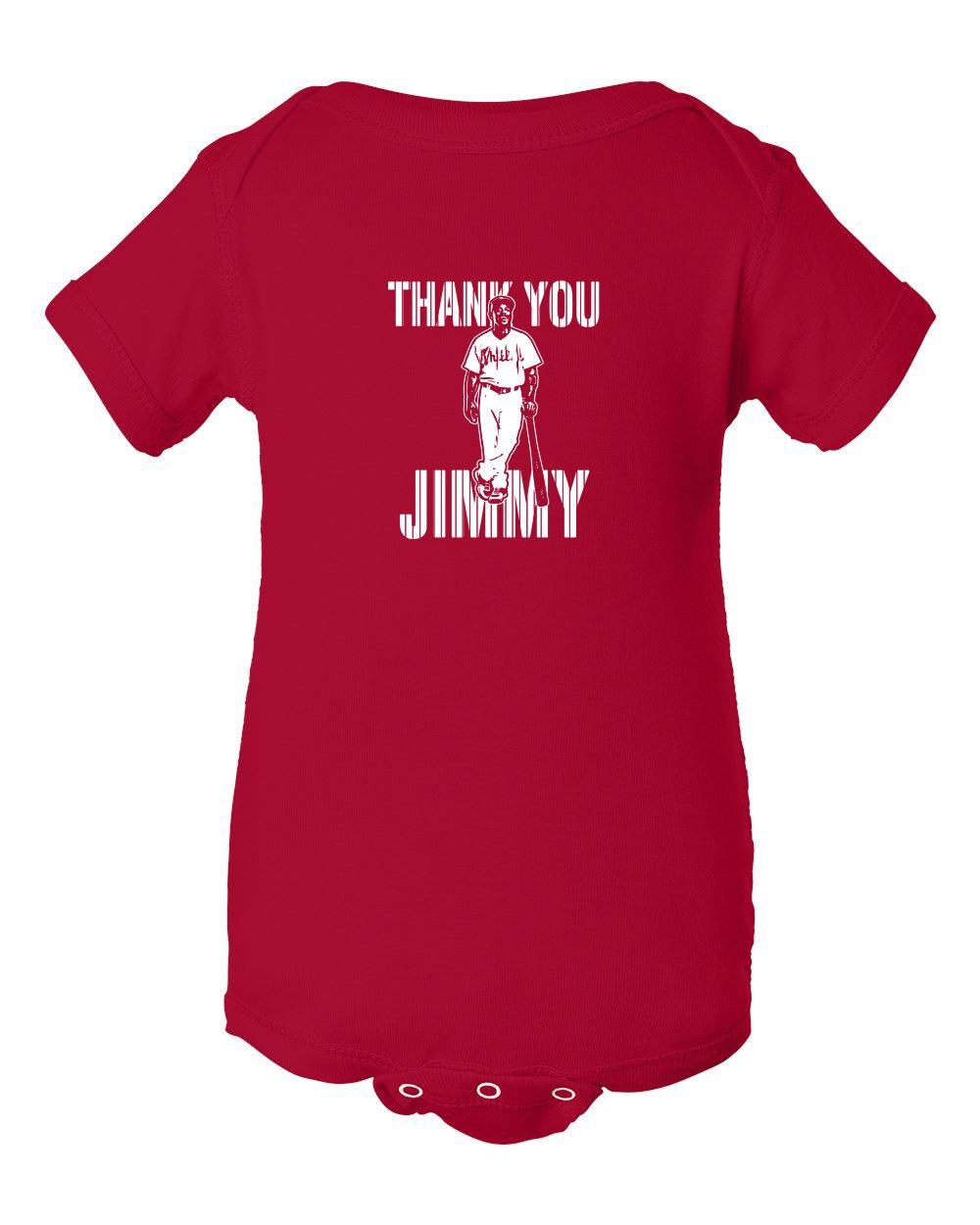 Thank You Jimmy INFANT Onesie