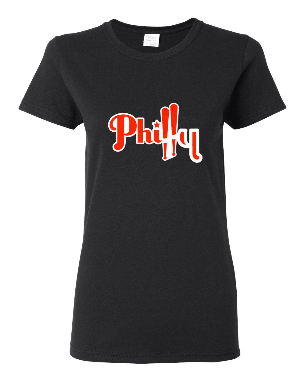 Philly Baseball LADIES Missy-Fit T-Shirt
