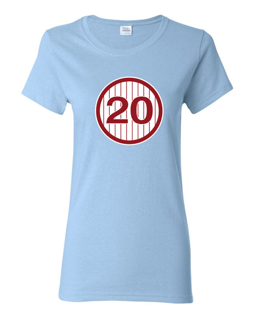#20 LADIES Missy-Fit T-Shirt