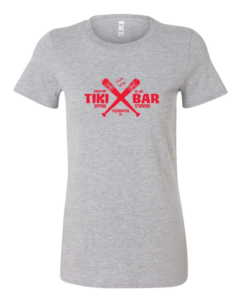 Tiki Bar LADIES Junior-Fit T-Shirt