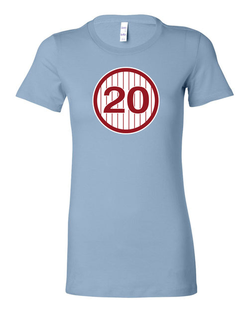 #20 LADIES Junior-Fit T-Shirt