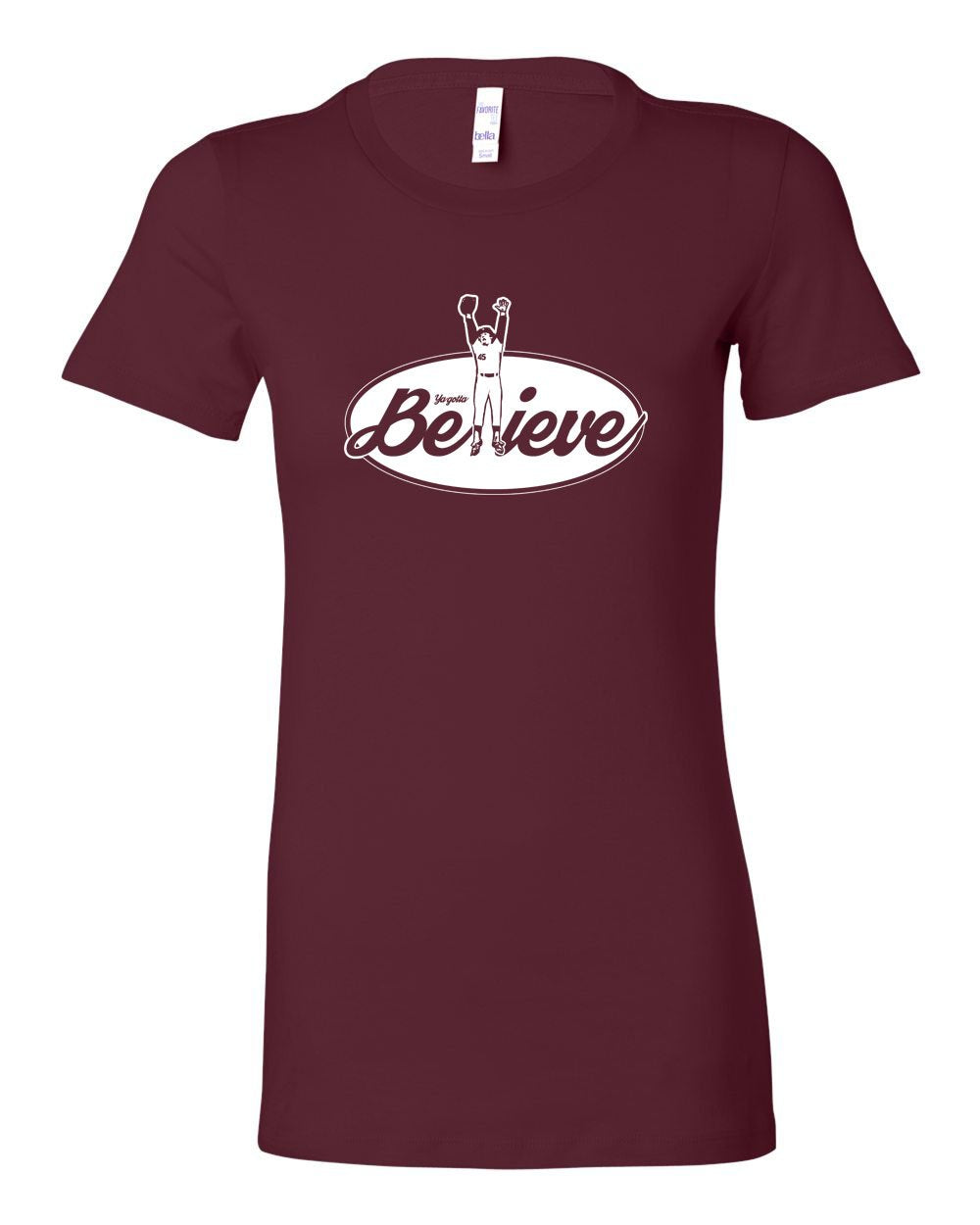 Believe LADIES Junior-Fit T-Shirt