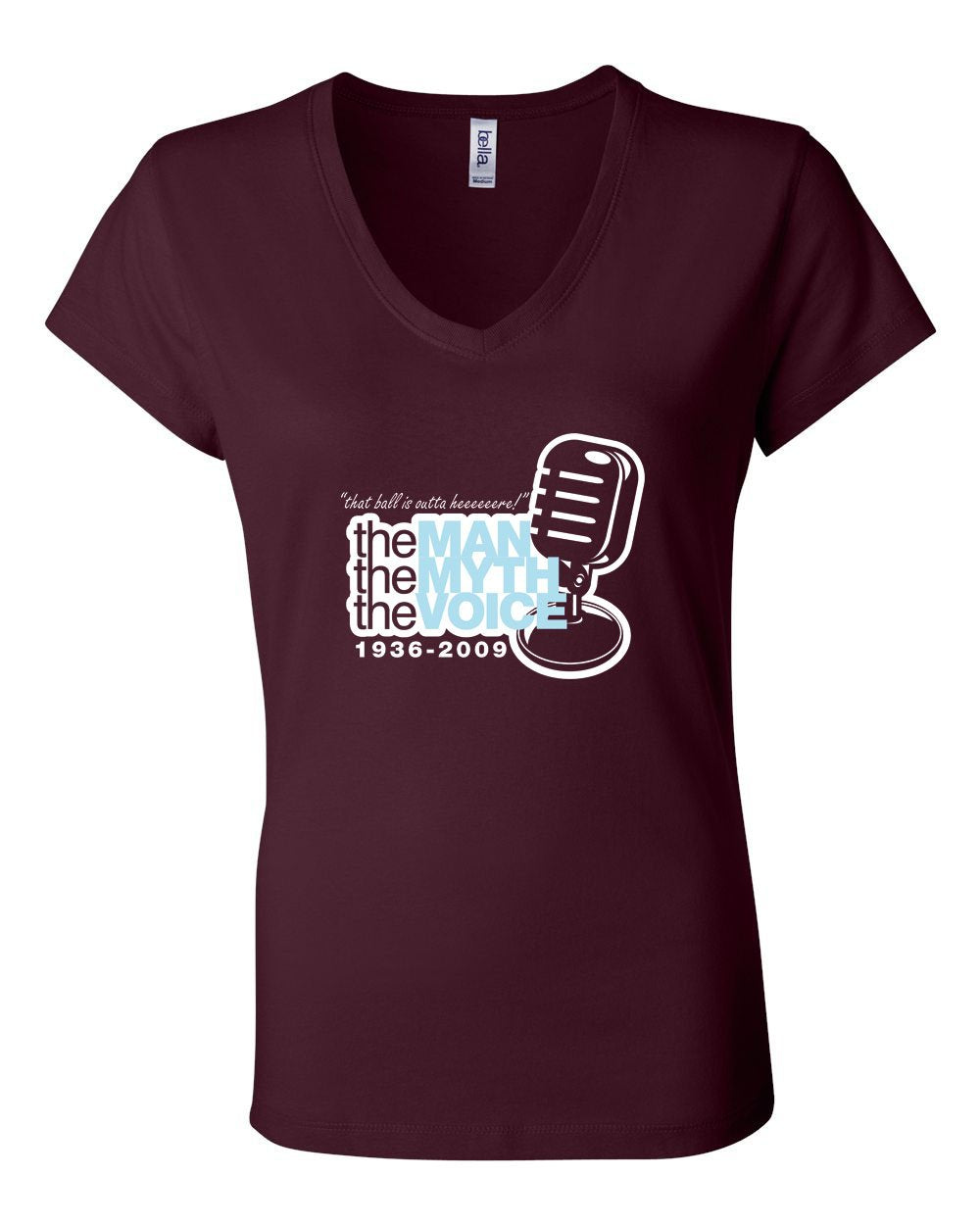 HK LADIES Junior Fit V-Neck