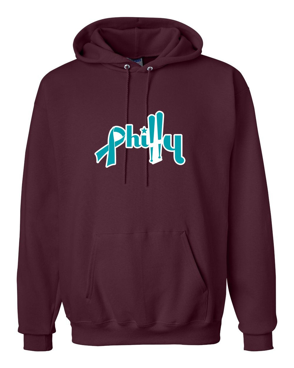 Ovarian Philly Hoodie
