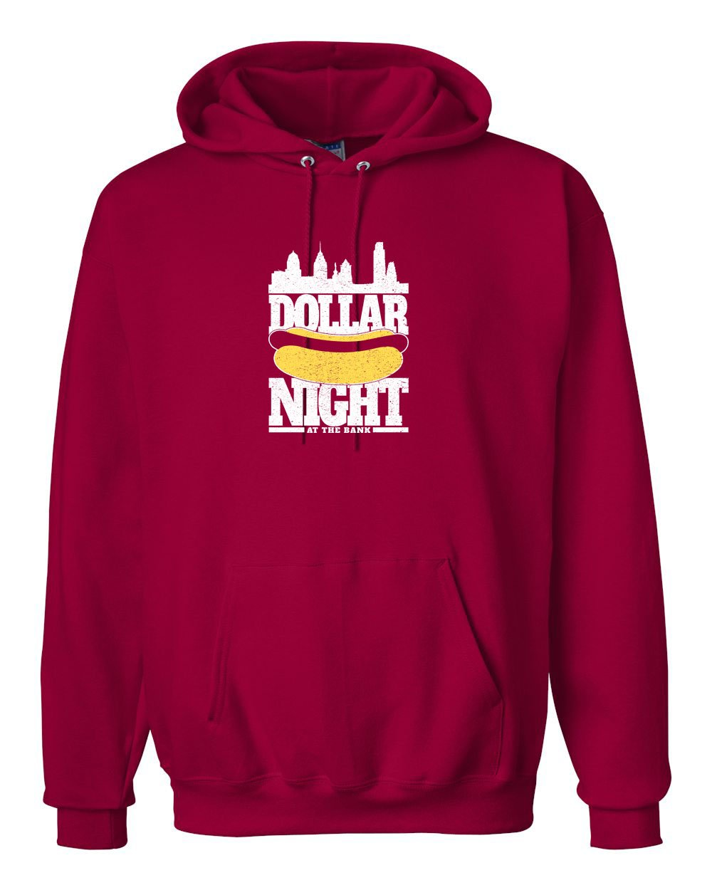 Dollar Dog Night Hoodie