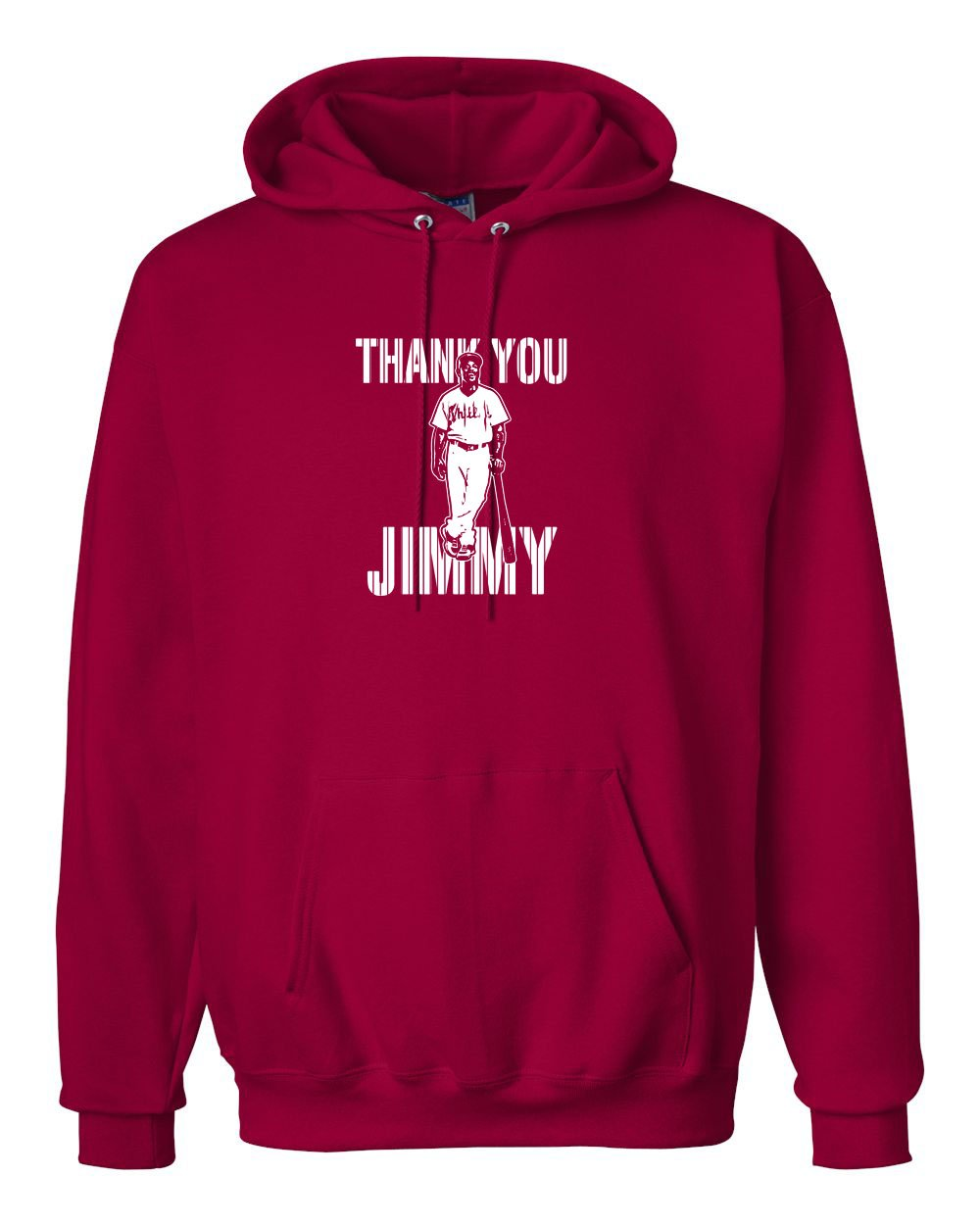 Thank You Jimmy Hoodie