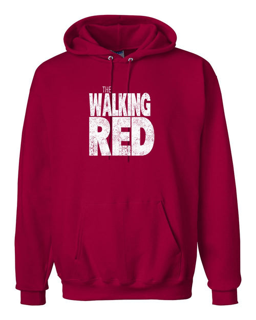The Walking Red Hoodie