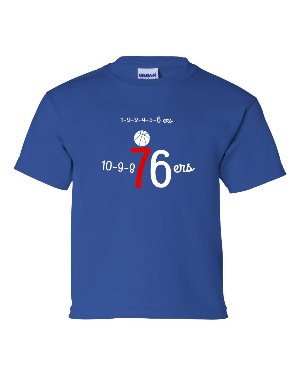 Numbers KIDS T-Shirt