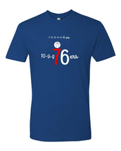 Numbers Mens/Unisex T-Shirt