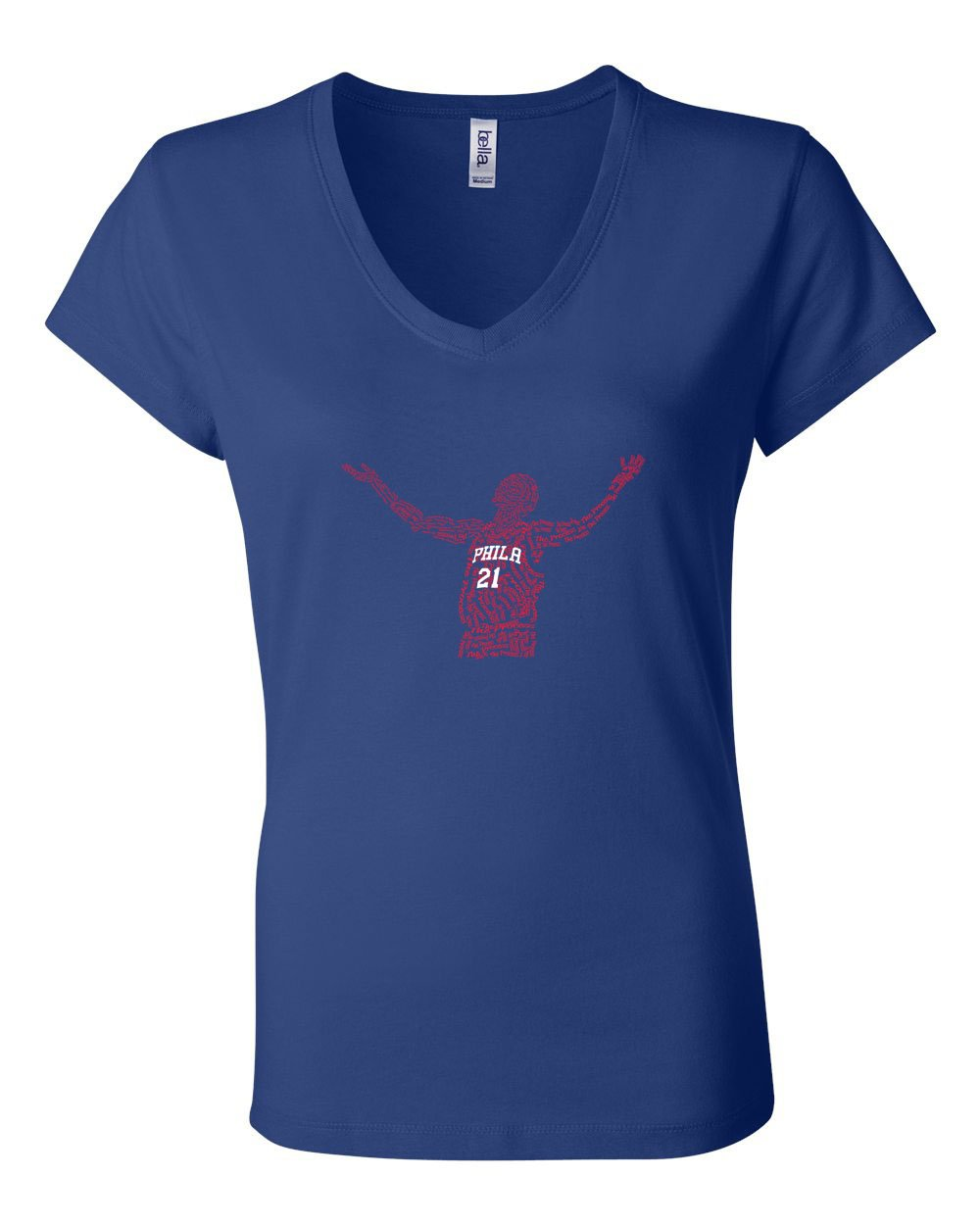 The Process LADIES Junior Fit V-Neck