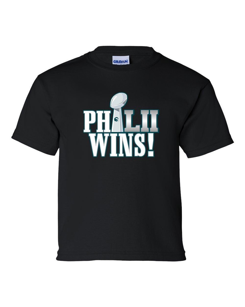 Philly Wins! KIDS T-Shirt