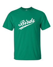 Birds Vintage Mens/Unisex T-Shirt