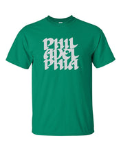 Vintage Philly Font Mens/Unisex T-Shirt