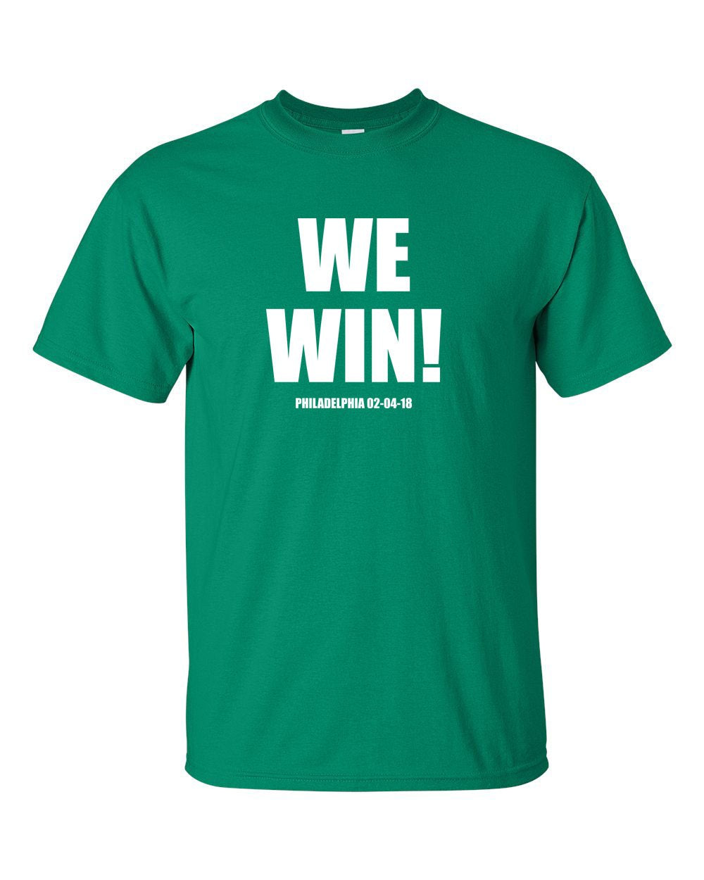 We Win! Mens/Unisex T-Shirt