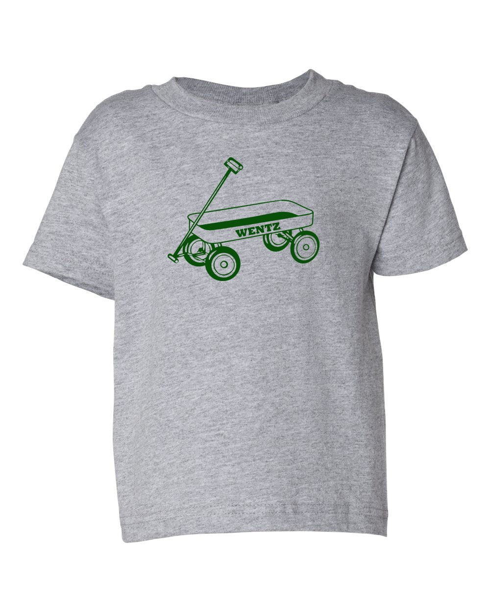 Wentz Wagon Green Ink TODDLER T-Shirt