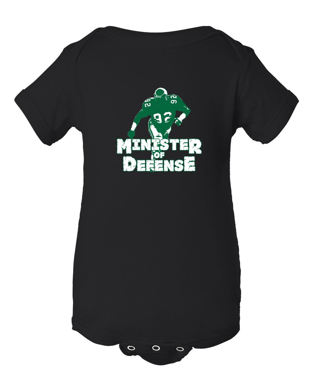 Minister Of Defense INFANT Onesie
